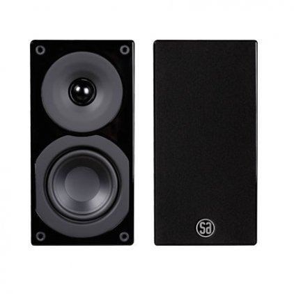 Полочная акустика System Audio SA Saxo 1 High Gloss Black