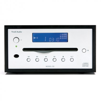 CD-проигрыватель Tivoli Audio Model CD black/silver (MCDBLKB)