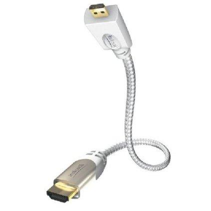 HDMI кабель In-Akustik Premium Micro HDMI 0.75m #00423307