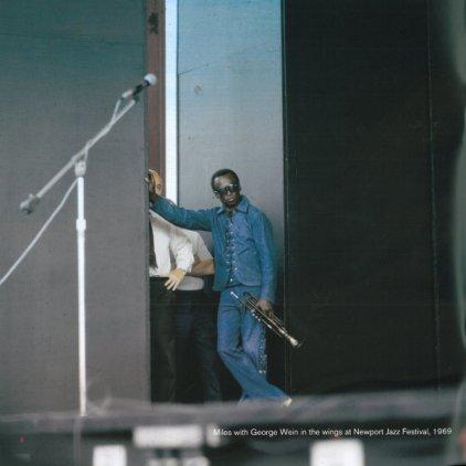 Виниловая пластинка Miles Davis BITCHES BREW LIVE (180 Gram)
