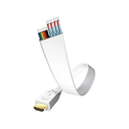 HDMI кабель In-Akustik Premium HDMI Flat 0.75m #00423407