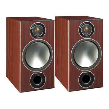 Полочная акустика Monitor Audio Bronze 2 rosenut