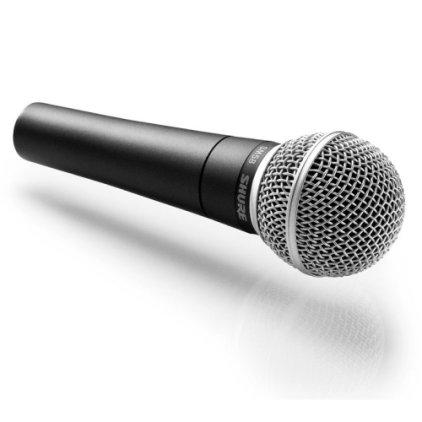 Микрофон Shure SM58-LCE (вокальный)