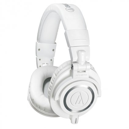 Наушники Audio Technica ATH-M50X white