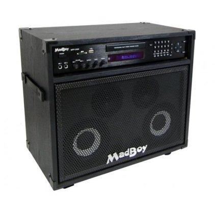Караоке-центр MadBoy MINI MANIAC + DVD-диск 500 любимых песен