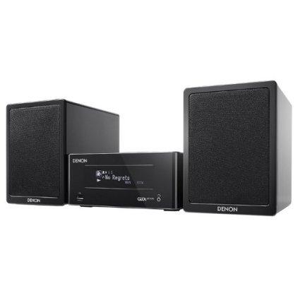 Музыкальный центр Denon CEOL Piccolo N4 black (DRA-N4+SC-N4)