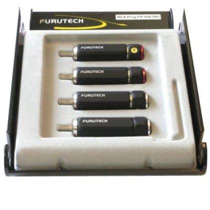 Разъемы и переходники Furutech FP-106 (R) за шт