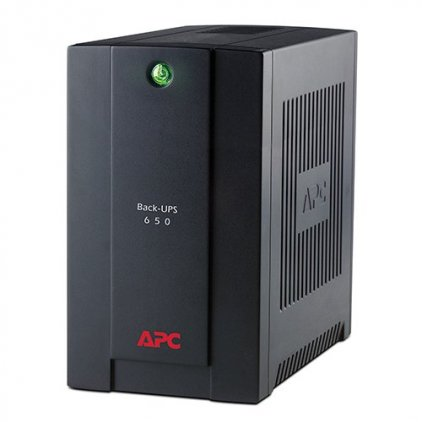 APC Back-UPS BC650-RS 650VA black