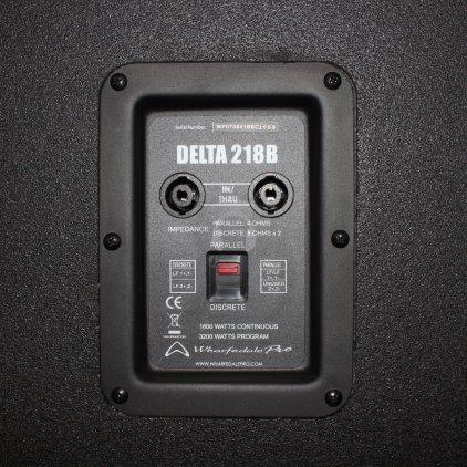 Сабвуфер пассивный Wharfedale Pro Delta-218B