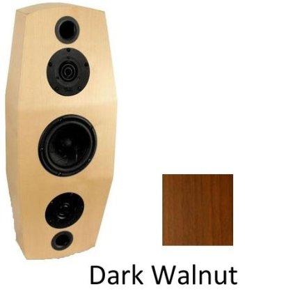 Настенная акустика T+A TCI S 3 walnut dark