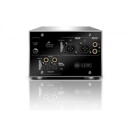 Antelope Audio Zodiac 192 kHz DAC black