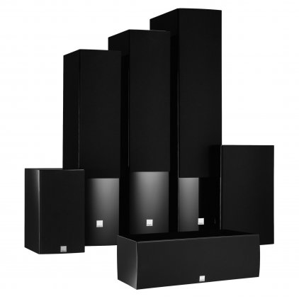 Напольная акустика Dali Rubicon 6 black