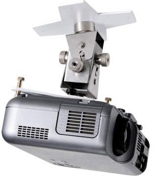 EuroMet 09060 АRAKNO Универсальный кронштейн для проектора до 45 кг – серый