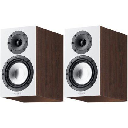 Полочная акустика Canton GLE 436 mocca/white