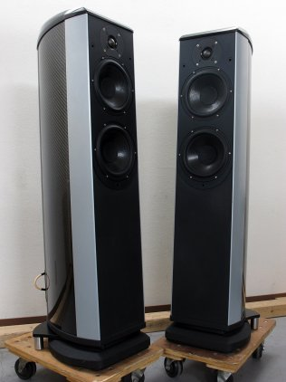 Напольная акустика Wilson Benesch A.C.T. One Evolution silver