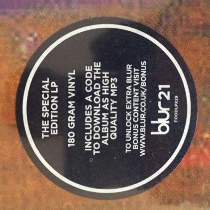 Виниловая пластинка Blur 13 (180 Gram)