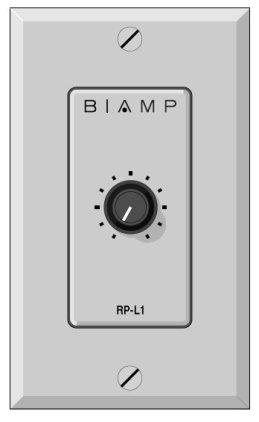 Панель Biamp RP-L1