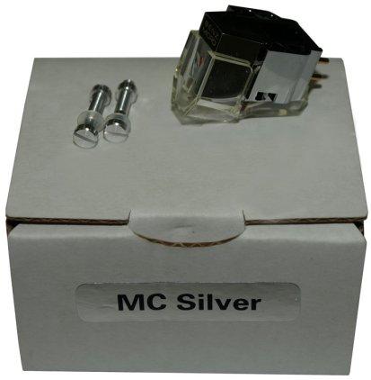 Головка звукоснимателя Benz-Micro MC-Silver (5.7g) 2.0mV (без аксессуров)