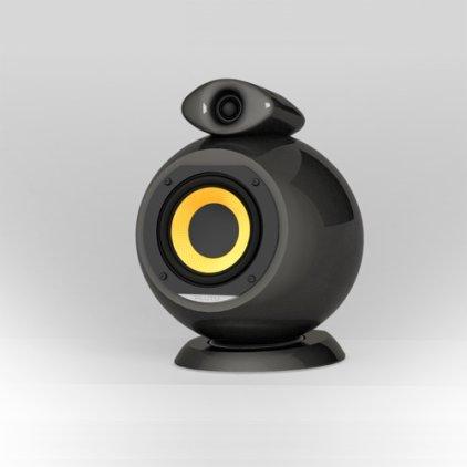 Полочная акустика EBTB Pluto graphite grey