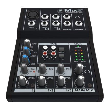 Микшер Mackie Mix5