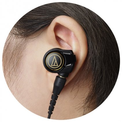 Наушники Audio Technica ATH-CKS1100iS
