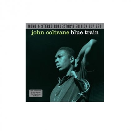 Виниловая пластинка John Coltrane BLUE TRAIN MONO & STEREO (180 Gram/Remastered/W570)