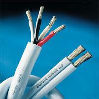 Акустический кабель Supra Rondo 4x4 м/кат (катушка 50м)
