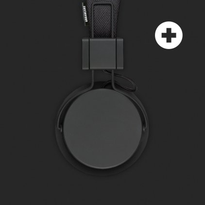 Наушники URBANEARS PLATTAN Plus Black