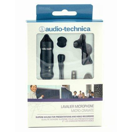 Микрофон петличный Audio Technica ATR3350