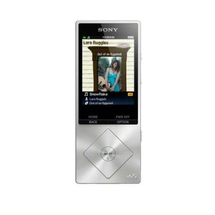 Плеер Sony NWZ-A17 silver
