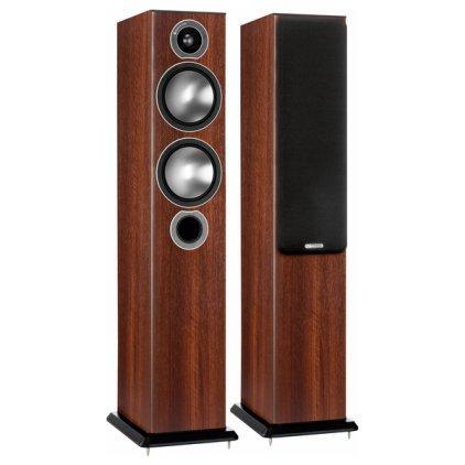 Напольная акустика Monitor Audio Bronze 5 rosenut