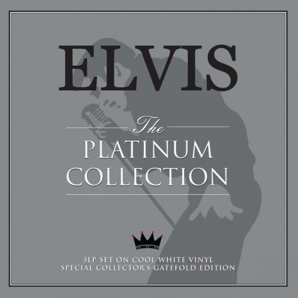 Виниловая пластинка Elvis Presley THE PLATINUM COLLECTION (180 Gram)