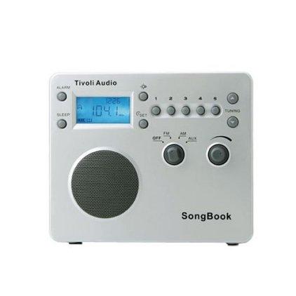 Радиоприемник Tivoli Audio Songbook silver (SBSLV)