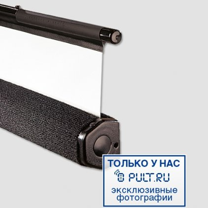 """Экран Draper Diplomat AV (1:1) 60/60"""" 152*152 MW (XT1000E) 213002"""