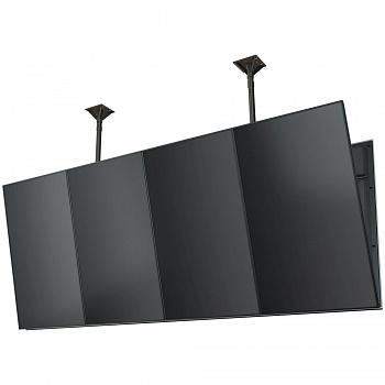 Модуль мультидисплейной системы для потолочного крепления двух дисплеев Wize CMP42D