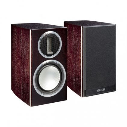 Полочная акустика Monitor Audio Gold 50 dark walnut