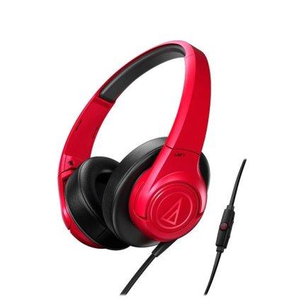 Наушники Audio Technica ATH-AX3iS BK