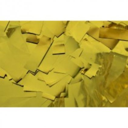 Аксессуар SFAT Confetti RECTANGULAR 50x20 mm Gold - 10 kg