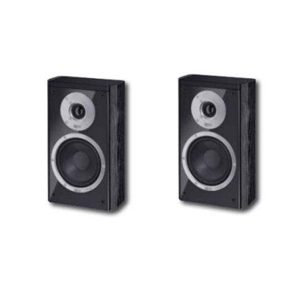 Настенная акустика Heco Music Style 200F black/black