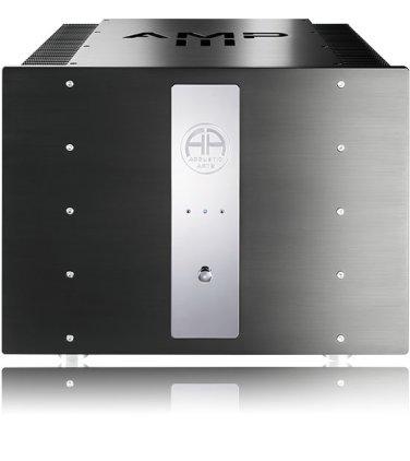 Усилитель мощности Accustic Arts AMP III silver