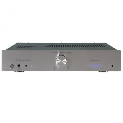 Стереоусилитель Audio Analogue Crescendo Integrated Amplifier silver