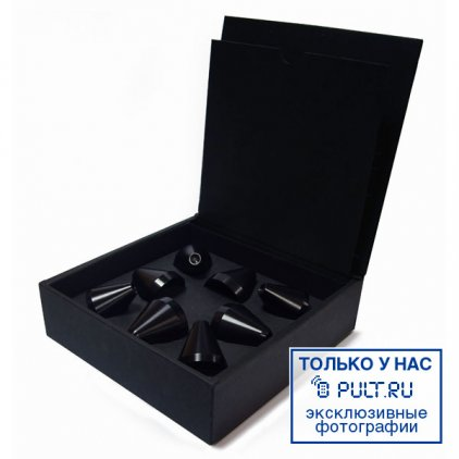 Аксессуар для домашнего кинотеатра Cold Ray Ceramic black (комплект 3 шт.)