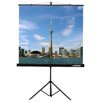 Экран Lumien Eco View (1:1) 200x200 см Matte White LEV-100103