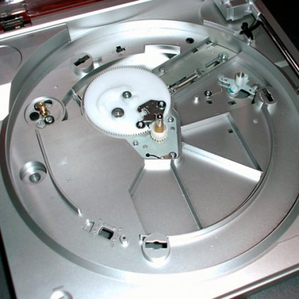 Проигрыватель винила Denon DP-29F silver