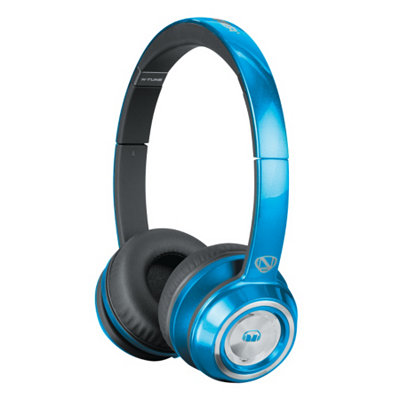 Наушники Monster NCredible NTune On-Ear Candy Blue