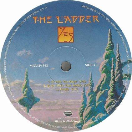 Виниловая пластинка Yes THE LADDER (180 Gram)