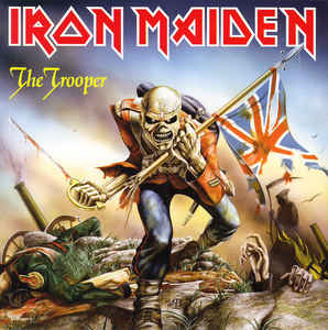 Виниловая пластинка Iron Maiden THE TROOPER (Limited)