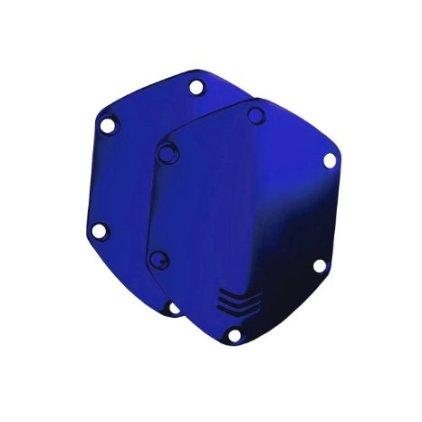 Сменные накладки для наушников V-Moda XS / M-80 On-Ear Metal Shield Kit Midnight Blue