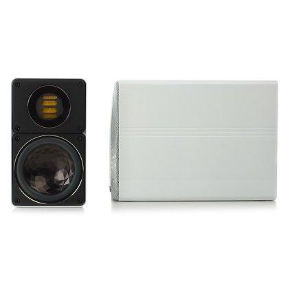 Полочная акустика Elac BS 312 high gloss white