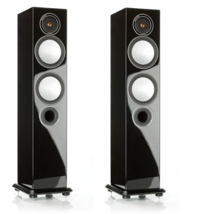 Напольная акустика Monitor Audio Silver 6 high gloss black